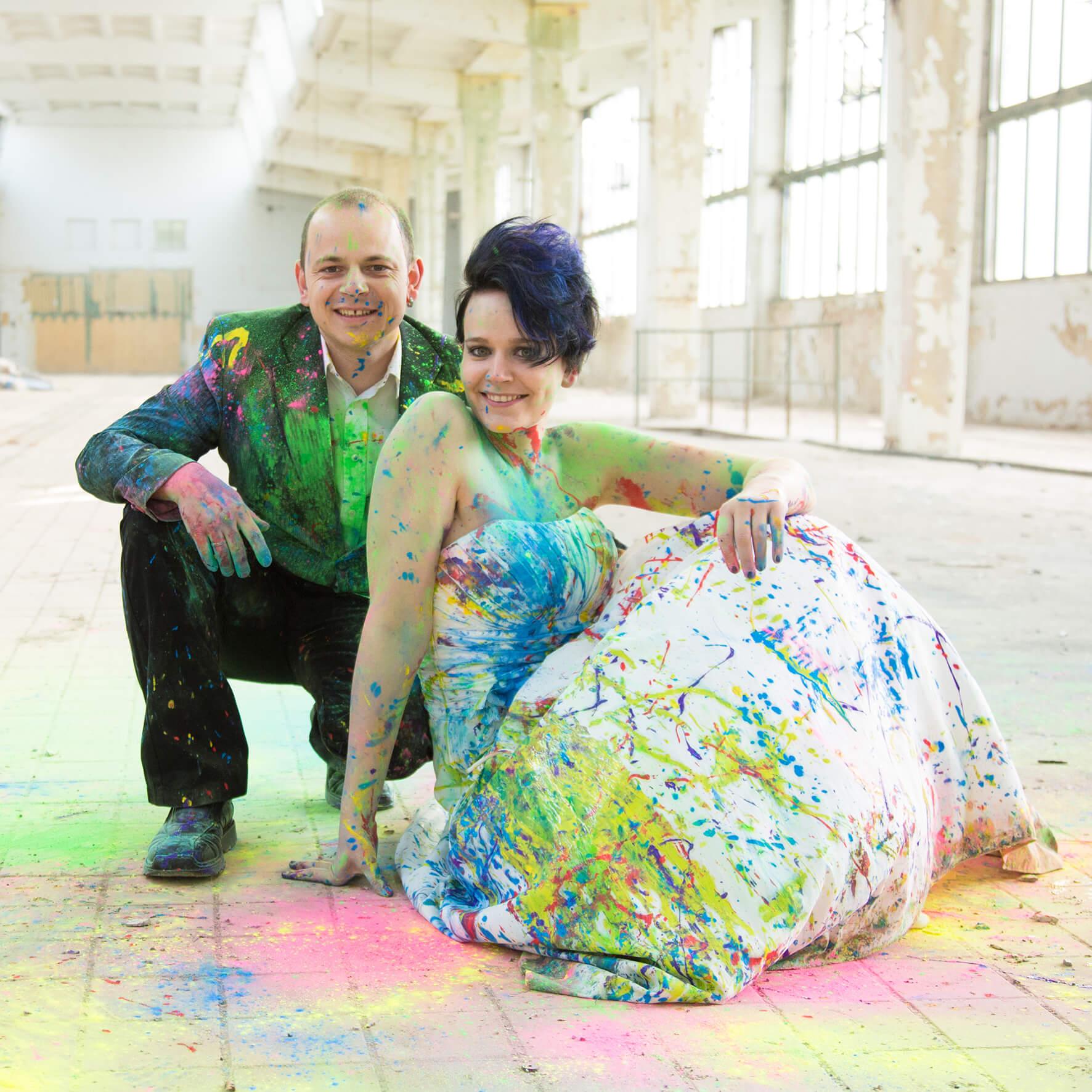 Hochzeitsfotos Porzelline Freiberg